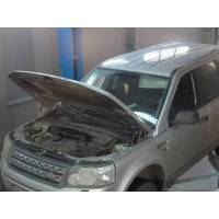 Montaj turbina Land-Rover Freelander